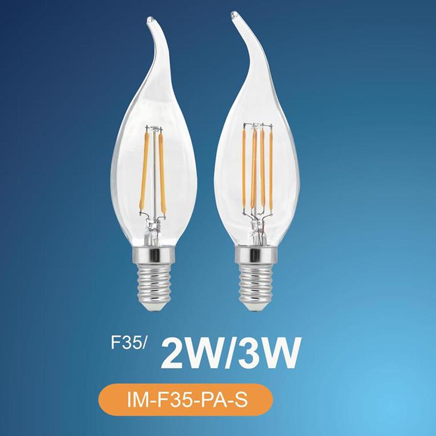 Different LED bulb types & solar lighting   P&J Electrical